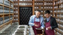 The world of tea under one roof